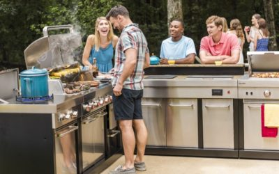 10 Things to Consider Before Planning an Outdoor Kitchen